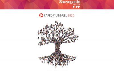 Le rapport annuel 2020 est disponible